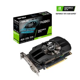 Placa de Video Asus Nvidia GeForce Gtx 1650 Phoenix 4G