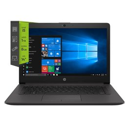 Notebook HP 240 G7 i5 8250u 8Gb 1Tb SSD-240Gb 14