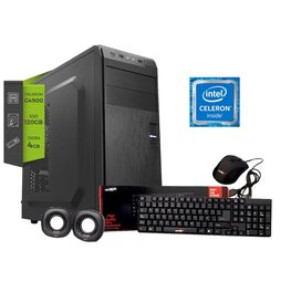 PC Intel Celeron G4930 SSD 120Gb 4Gb DDR4
