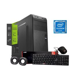 Pc Intel Celeron Dual Core G4930 Coffee Lake