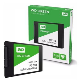 Disco Solido SSD 240Gb Wd Green Sata III 2.5