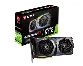 Placa de Video MSI Nvidia Geforce RTX 2070 Super 8G Gaming X