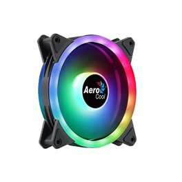 FAN COOLER AEROCOOL DUO 12 ARGB - DUAL RING
