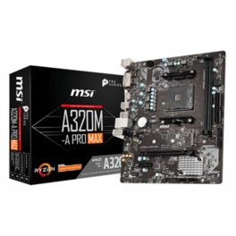 Motherboard MSI A320M-A Pro Max AM4
