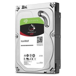 Disco Duro HD 6Tb Seagate Ironwolf S-ATA 6Gb/s NAS