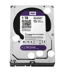 Disco Duro 1 Tb S-Ata Ii 64mb Western Digital Purple