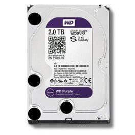 Disco Duro 2 Tb S-Ata Ii 64mb Western Digital Purple