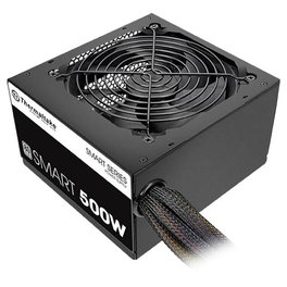 Fuente Thermaltake Smart White 500w 80 Plus
