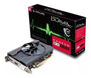 PLACA DE VIDEO SAPPHIRE ATI RADEON RX 550 4G PULSE LITE DDR5