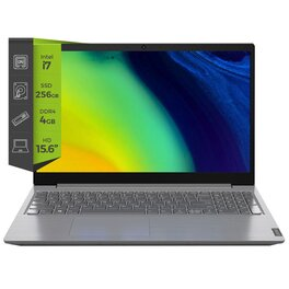 Notebook Lenovo V15 I7 1065G7 4Gb SSD 256Gb 15.6