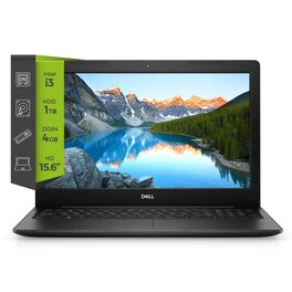 Notebook DELL Inspiron 3593 i3 1005G 4GB 1 TB 15.6