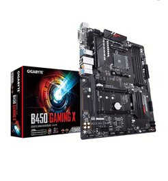Motherboard Gigabyte B450 Gaming X AM4