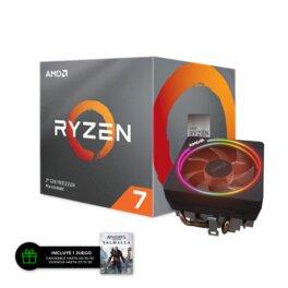 MICROPROCESADOR AMD RYZEN 7 3700X 4.4GHZ WRAITH PRISM RGB S/G...