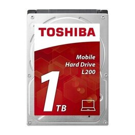 DISCO DURO HDD 1TB TOSHIBA L200 SATA NOTEBOOK 2.5\