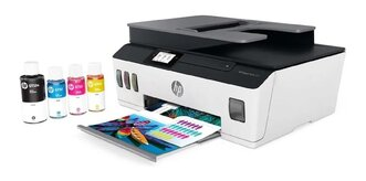Impresora Multifuncion Hp Smart Tank 533 Sist Continuo AIO Wireless