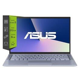 ZENBOOK ASUS 14 UM431DA-AM011 AMD RYZEN 5 3500U 8GB SSD 512GB...