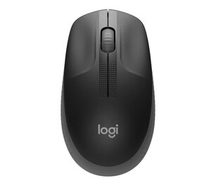 MOUSE LOGITECH INALAMBRICO M190 BLACK