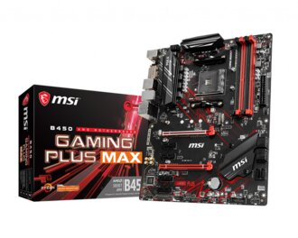 Motherboard Msi B450 Gaming Plus Max AM4