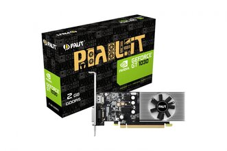 Placa De Video Palit Nvidia GeForce GT1030 2Gb Gddr5