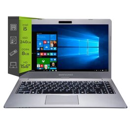 Notebook Bangho BES E4 I5 Intel Core I5 10210U Ssd 240Gb 8Gb 15.6