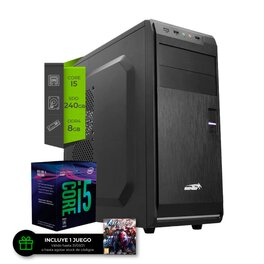 Pc Intel Core i5 9400 - 8Gb SSD 240Gb