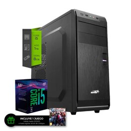 Pc Intel Core i5 9400 - 8Gb 1Tb