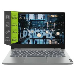 NOTEBOOK LENOVO V15 INTEL PENTIUM N5030 4GB 500GB 15.6\