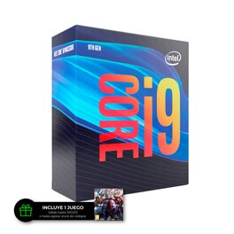 Procesador Intel Core i9 9900