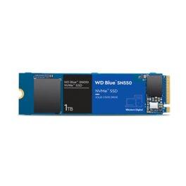 DISCO DE ESTADO SOLIDO SSD 1TB WD M.2 NVME SN550 BLUE