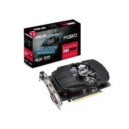 Placa de Video Asus Radeon Rx 550 Phoenix Evo 4G