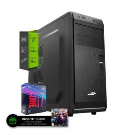 PC Intel I7 9700 Coffelake SSD 240Gb