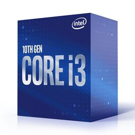Microprocesador Intel Core i3 10100F 4.3Ghz S1200
