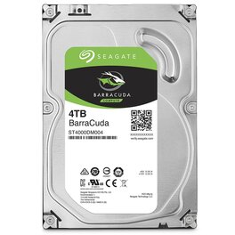 Disco Duro HDD 4 Tb Seagate Barracuda 7200 Rpm