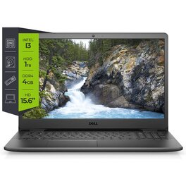 Notebook Dell Inspiron 3501 i3 1005G1 4Gb 1Tb 15.6