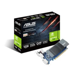 Placa De Video Asus Nvidia Geforce GT710 1Gb Gddr5