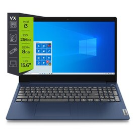 NOTEBOOK LENOVO IDEAPAD 3 15IML05 I3 10110U 8GB SSD 256GB 15.6...
